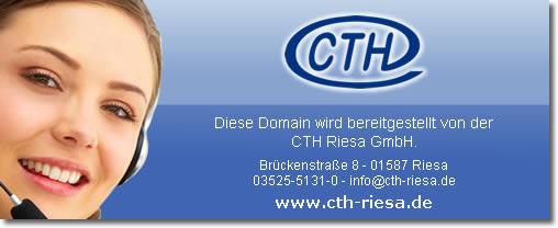 weiter zur CTH Riesa GmbH...